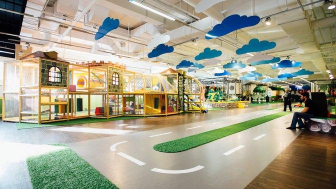 Безлимитное посещение интерактивного парка развлечений «ТутоКруто»