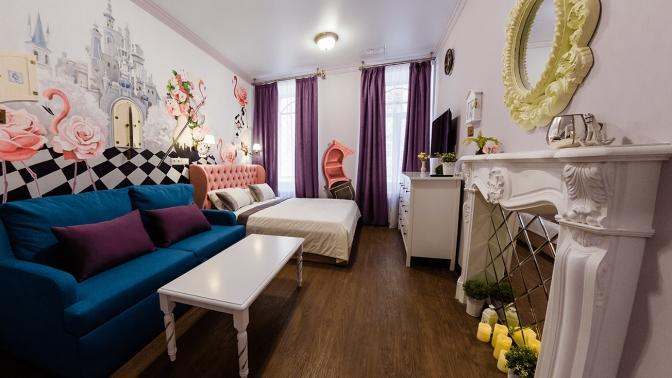 Проживание вцентре Санкт-Петербурга вквест-апартаментах «Чеширский кот»