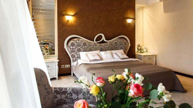 Отдых спитанием или проживание спосещением SPA-центра впарк-отеле «Европа»