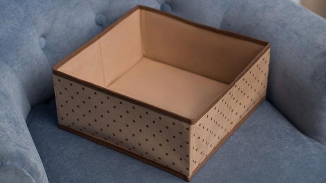 Органайзер или коробка для хранения вещей