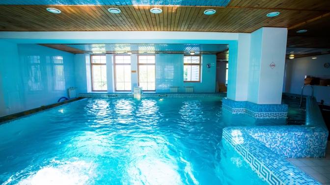 Отдых спитанием посистеме «шведский стол», посещением бассейна иоздоровительной программой или без сзаездами сянваря помарт вотеле HELIOPARK Eco &SPA Medical Karelia