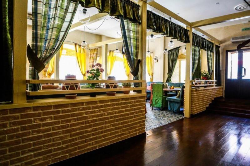 Ресторан кинза иркутск официальный