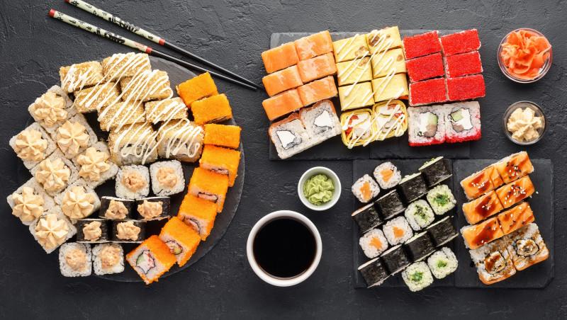 сакура омск суши