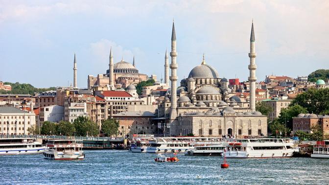 Тур вСтамбул