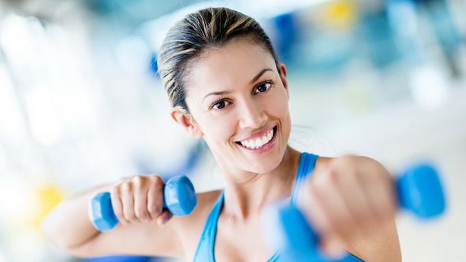 Участие в фитнес-марафоне