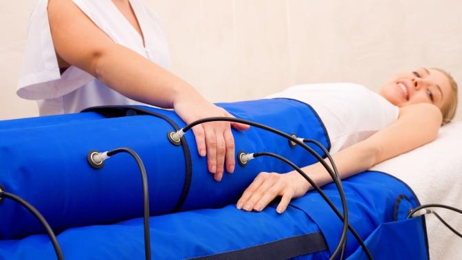 До10сеансов прессотерапии, миостимуляции или RF-лифтинга всалоне Beauty Technology
