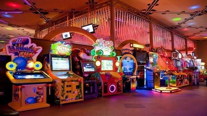 Аттракционы игровые автоматы для детей охрана казино киев