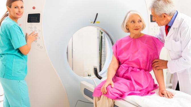 МРТ или прием врача