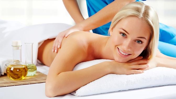 До10сеансов массажа вклубе «Академия спорта»