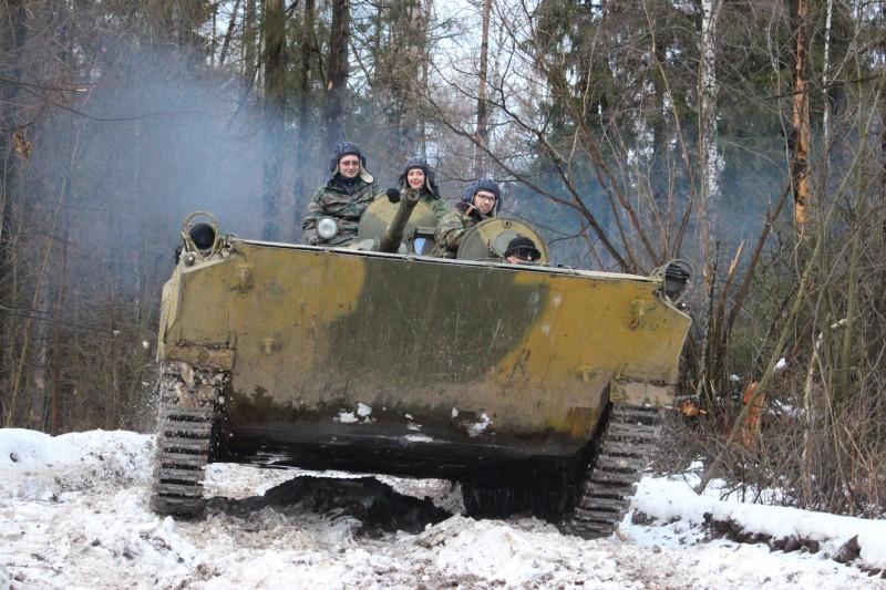 Военные экскурсии