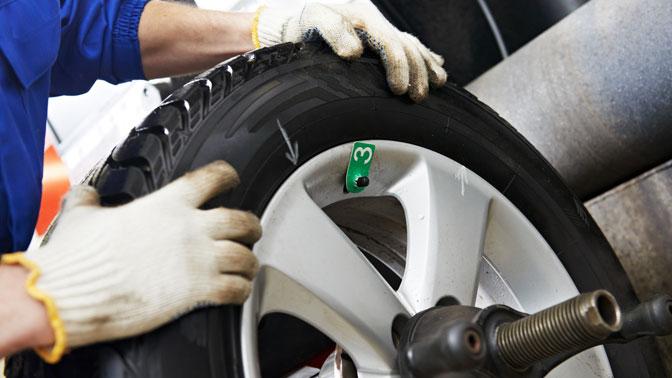Замена ибалансировка колес радиусом отR13 доR17 отшиномонтажа NS-Car