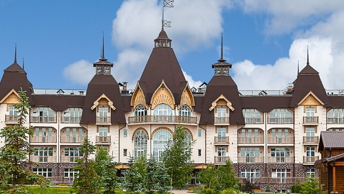 Парк-отель «Орловский 5*»