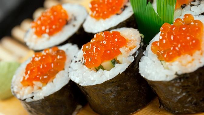 Всё меню инапитки отслужбы доставки North Sushi соскидкой50%
