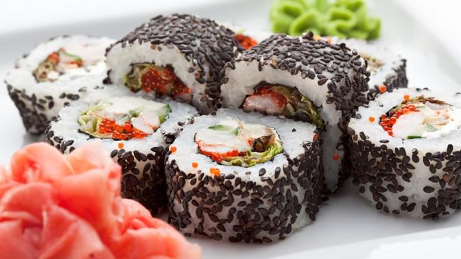 Доставка суши «Ханзо»