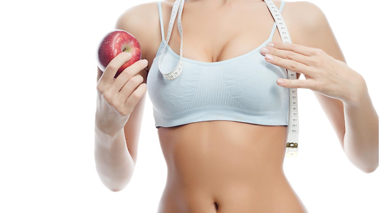 Эффективный способ похудения в груди