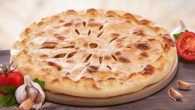 Сет изосетинских пирогов сподарком отпекарни «Вершина вкуса»