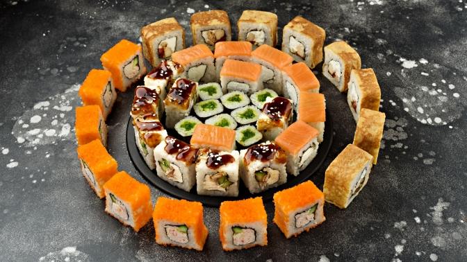 Доставка суши «Инари»