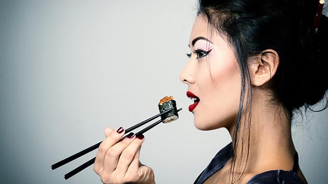 Картинки по запросу гейши суши