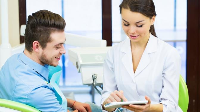 Ультразвуковая чистка иполировка зубов встоматологической клинике «Аюрдантэ» (1408руб. вместо 3520руб.)