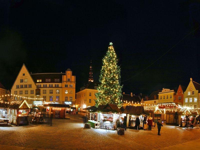 Таллин Эстония улочка без смс
