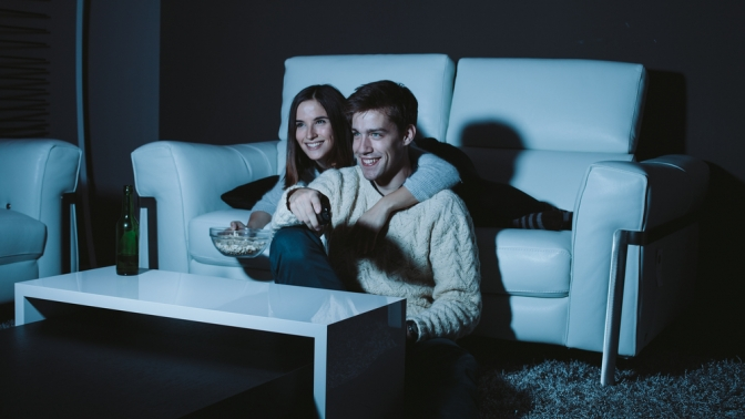 Проведение романтического свидания вантикинотеатре «Дубль три» (2000руб. вместо 4000руб.)