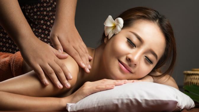 Сеансы массажа вцентре традиционной китайской медицины «Ван ШуХэ»
