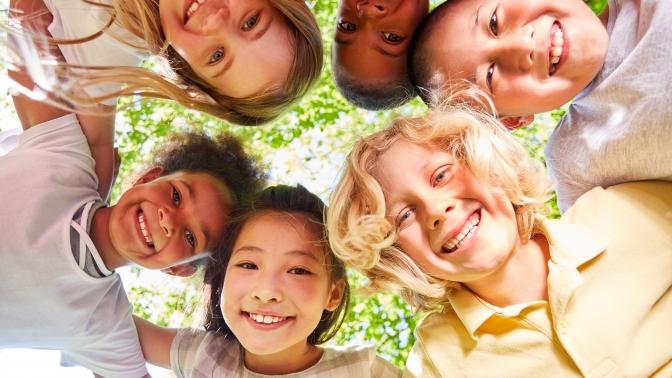 Детский лагерь онлайн