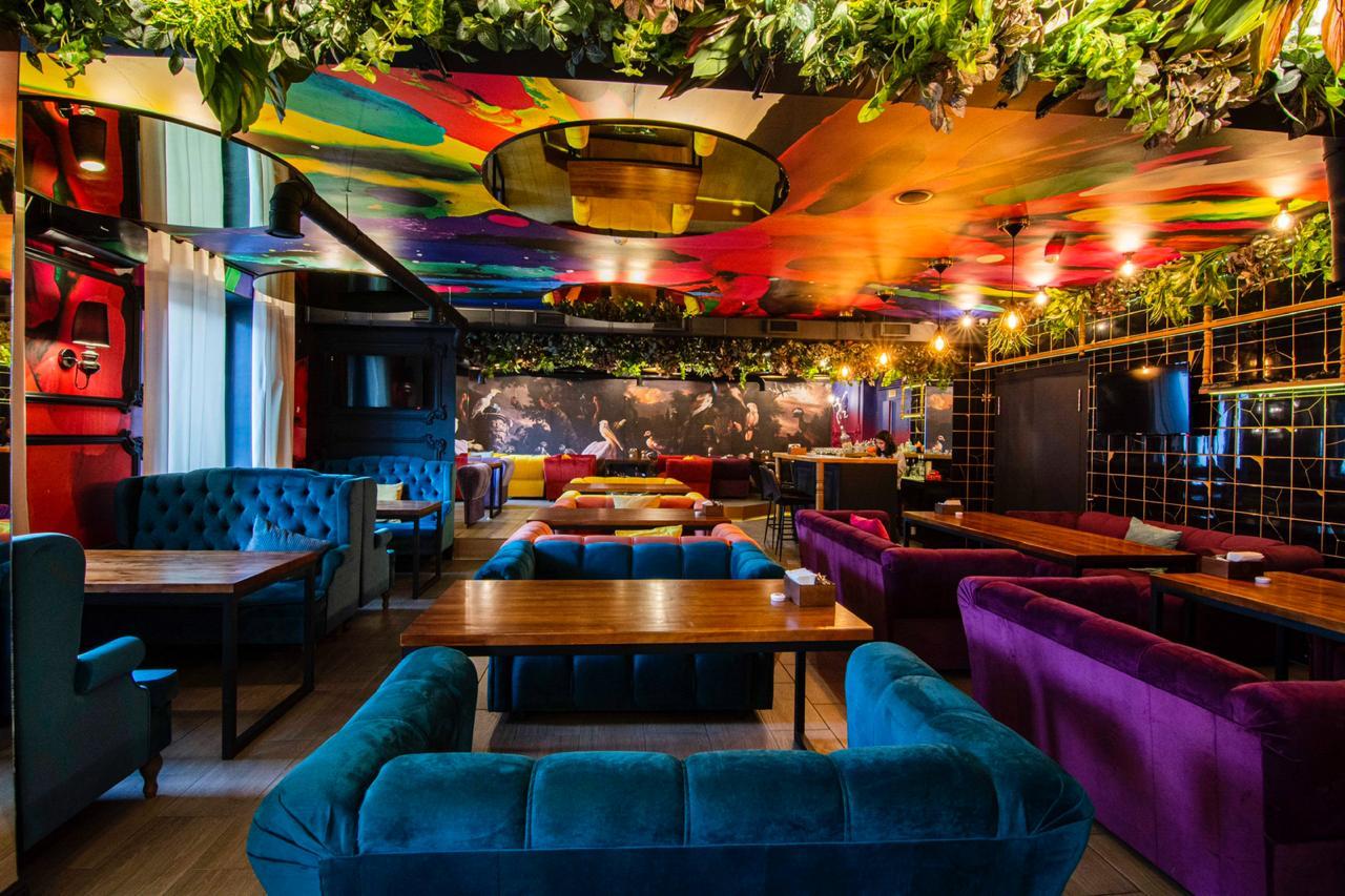 Бар «Мята Lounge»