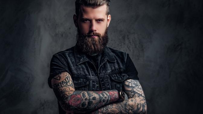 Мужская, детская стрижка, коррекция бороды вмужской парикмахерской «Супермен»