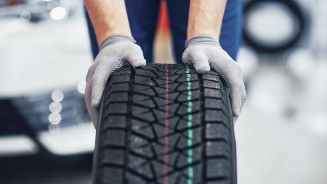 Шиномонтаж ибалансировка колес радиусом отR13 доR22 от«Шиномонтажа наБеговой»