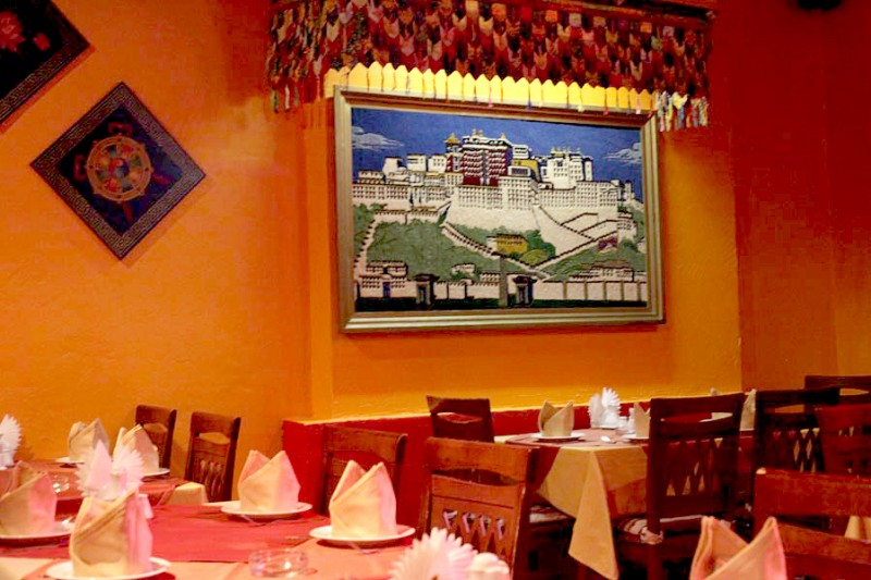 Ресторан тибетской кухни санкт-петербург