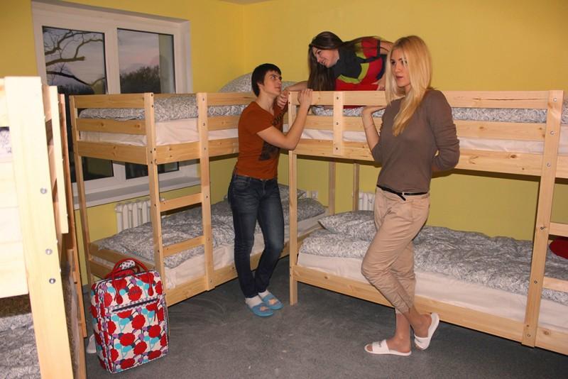 В общежитии геев секс